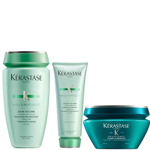 Kérastase Volumifique Shampoo, Conditioner and Hair Mask