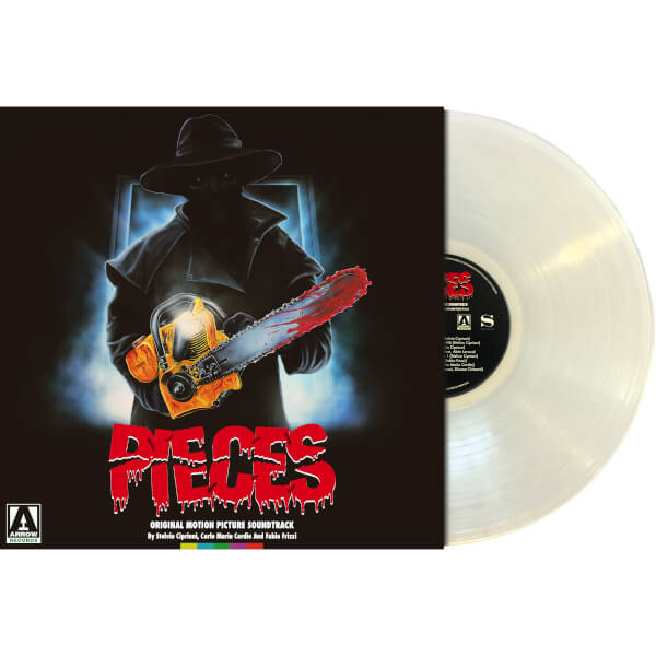 Pieces - Original Motion Picture Soundtrack (Arrow Records) Zavvi Exclusive Vinyl LP