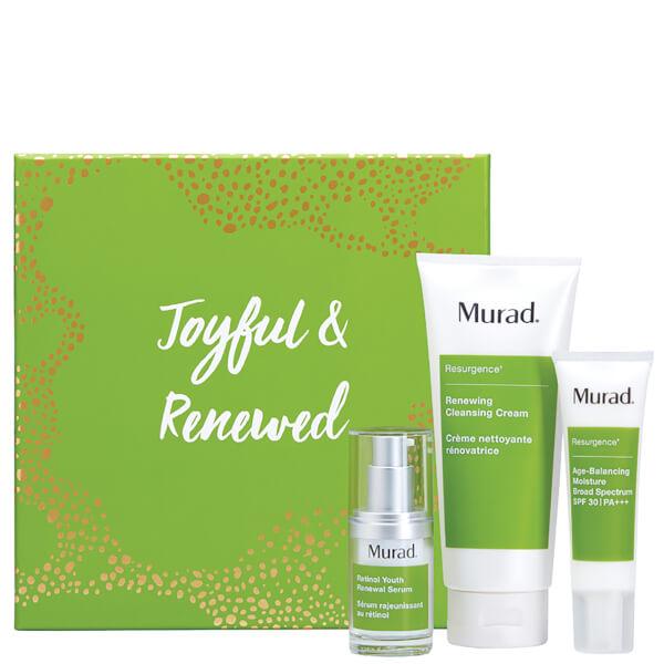 Murad Joyful and Renewed Set