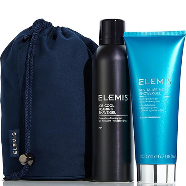 Elemis the gentle man gift set worth beautyexpert - Elemis shower gel ...