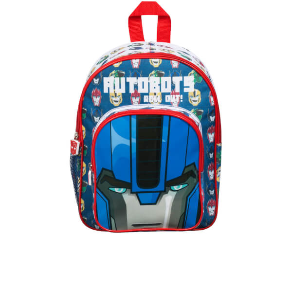 Transformers Backpack - Red