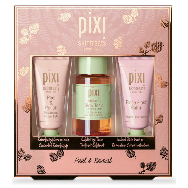 PIXI Peel and Reveal Trilogy