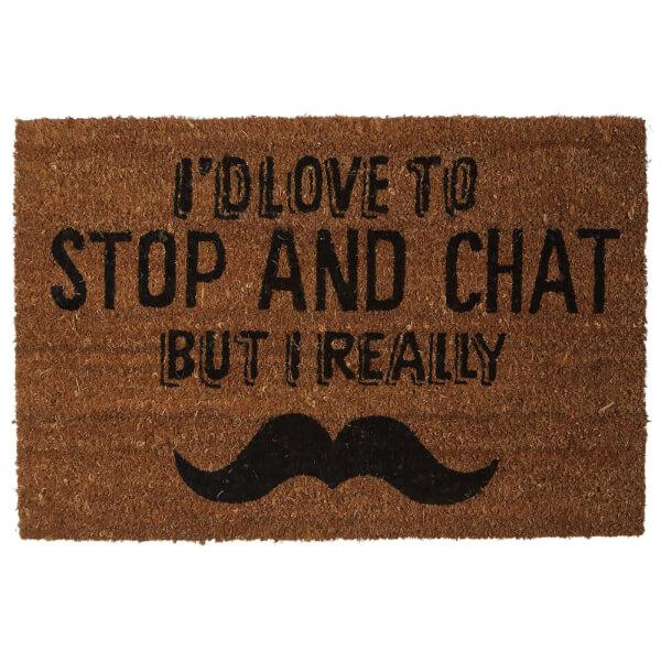 Must Dash Doormat