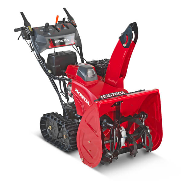 HSS760 T 60.5cm Clearing Width Variable Speed Tracked Snowthrower (electric start)