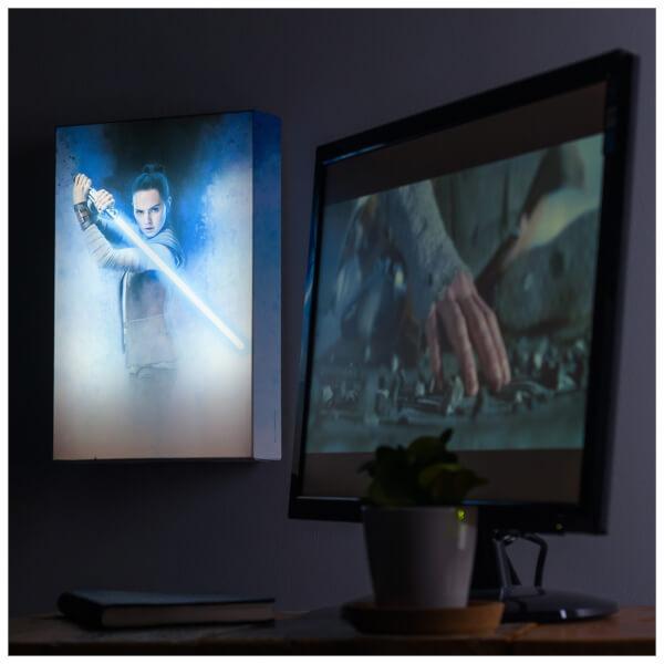 star wars the last jedi luminart gifts zavvi. Black Bedroom Furniture Sets. Home Design Ideas