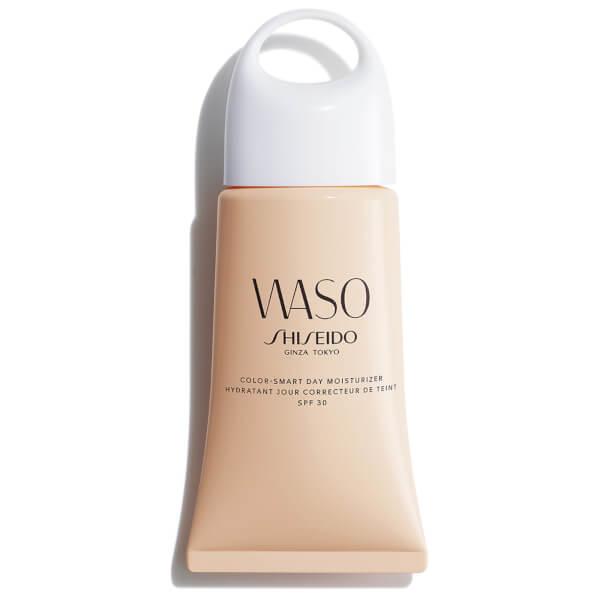 Shiseido Waso Color-smart Day Moisturizer Spf 30 (50ml) In White