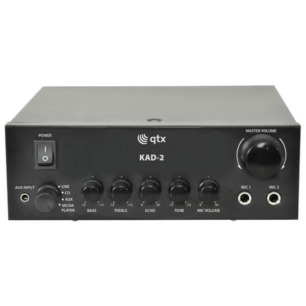 QTX KAD-2 Digital 55W Stereo Amplifier