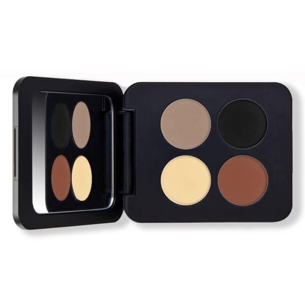 Youngblood Pressed Mineral Eyeshadow Quad - Desert Dreams 4g