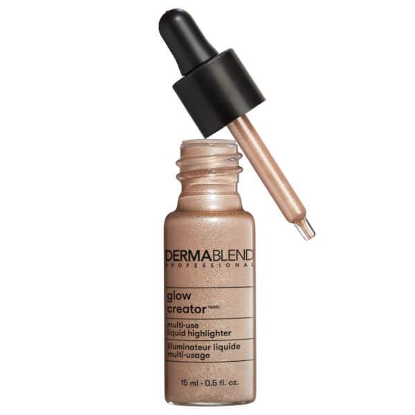 Dermablend Glow Creator Multi-Use Liquid Highlighter Makeup 15ml (Various Shades)