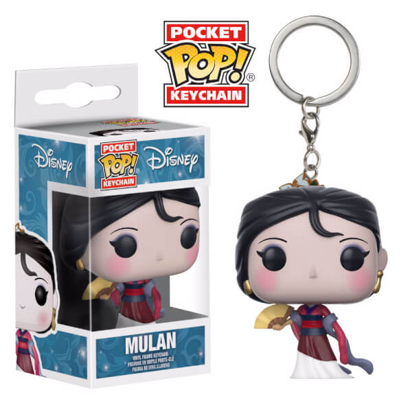 figurine pop mulan