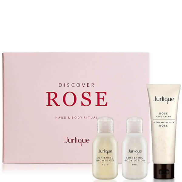 Jurlique Rose Body Care Discovery Set