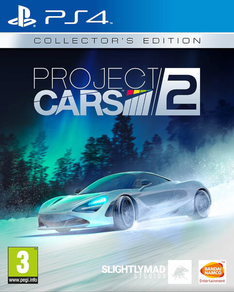 Project Cars 2: Collectoru0027s Edition: Image 1