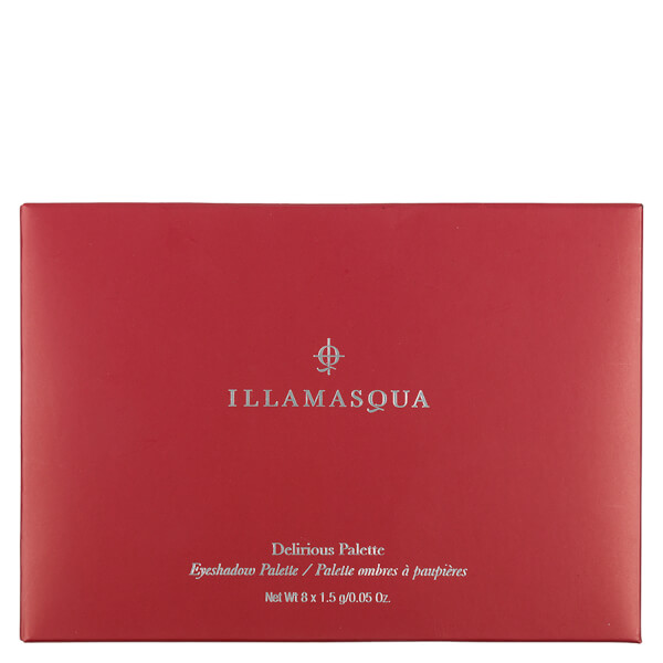 The Hut Group Acquires Illamasqua: Illamasqua Eye Shadow Palette