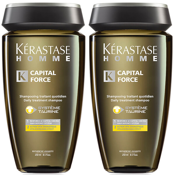 Kérastase Homme Bain Vita Energetique 250ml Duo