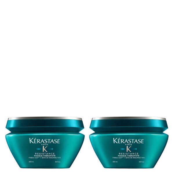 Kérastase Resistance Therapiste Masque 200ml Duo