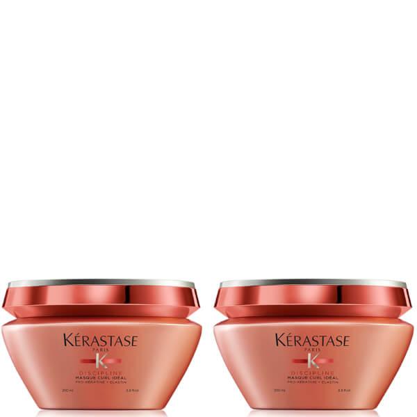 Kérastase Discipline Curl Ideal Masque 200ml Duo