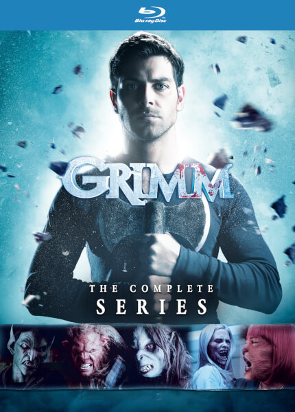 Grimm: Season 1-6 Set