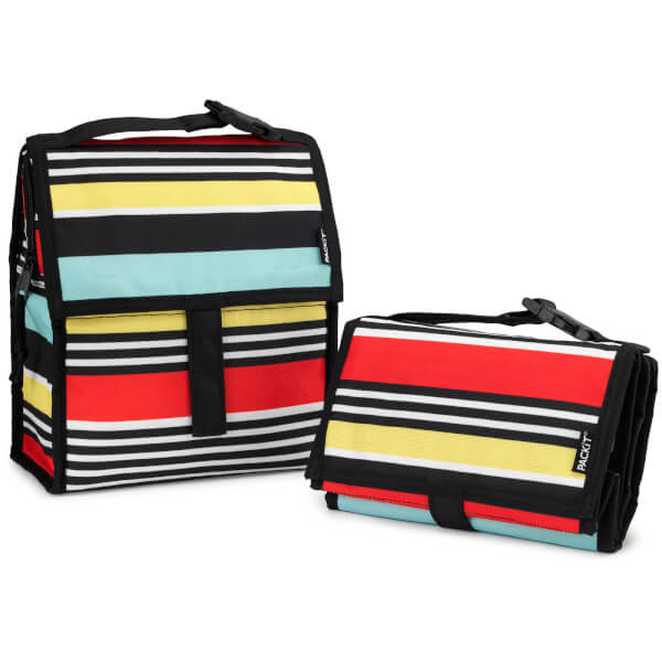 PackIt Freezable Lunch Bag - Buffalo Check