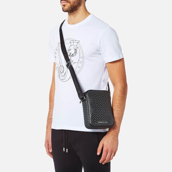 Versace Jeans Men s Small Shoulder Bag - Nero Womens Accessories ... bd47a638256bb