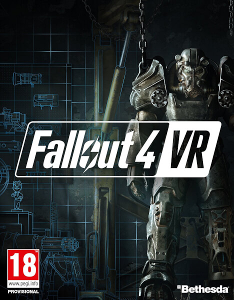 Fallout 4 VR - HTC