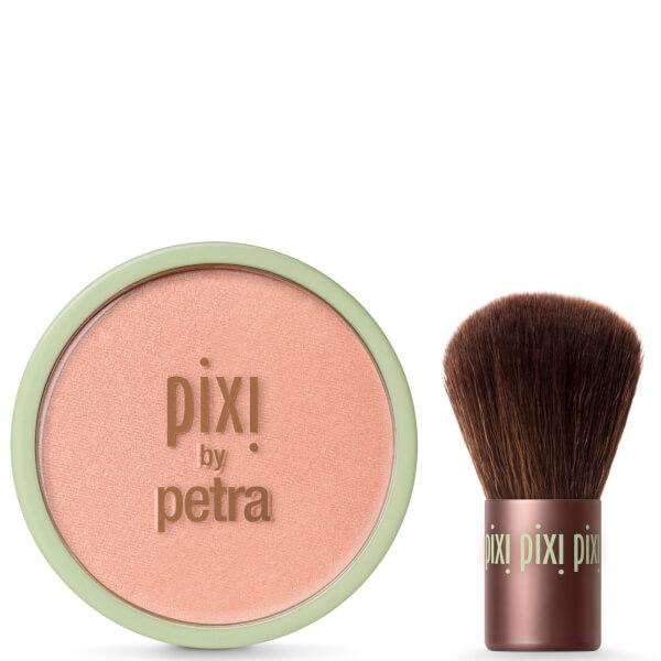 PIXI Beauty Bronzer + Kabuki (Various Shades)