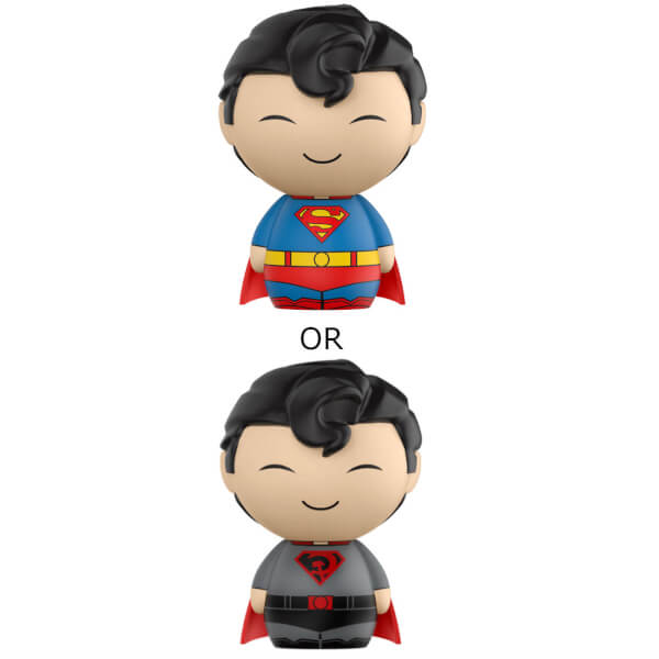 DC Superman Dorbz Vinyl Figure