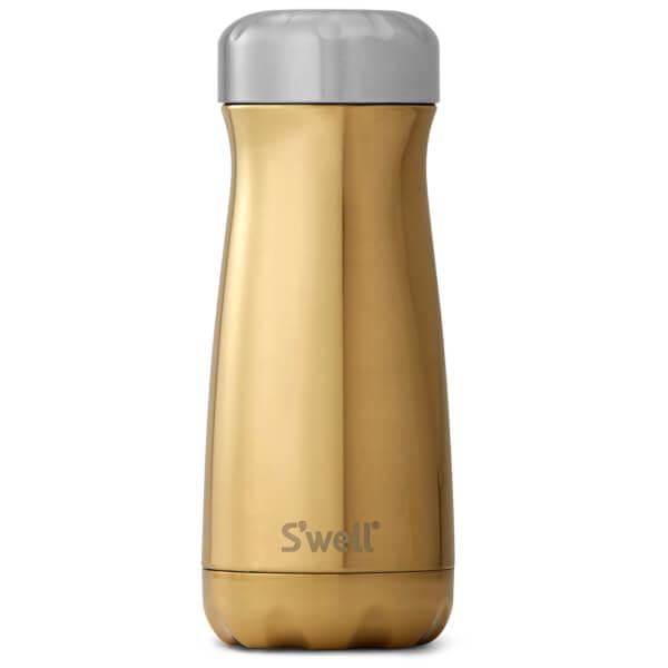 S'well The Yellow Gold Traveller Bottle 470ml