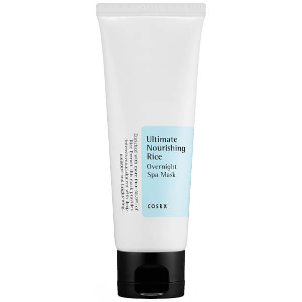 COSRX Ultimate Nourishing Rice Overnight Spa Mask 110g