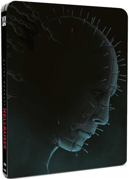 Hellraiser: Los que traen el infierno - Steelbook Exclusivo de Zavvi Ed. Limitada -