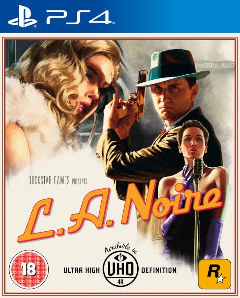 LA Noire Remastered