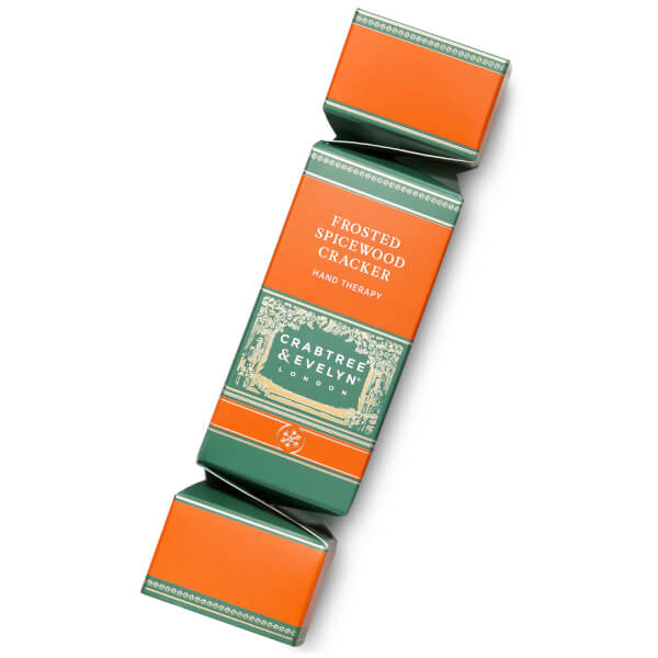 Crabtree & Evelyn Frosted Spicewood Hand Therapy Cracker 25g
