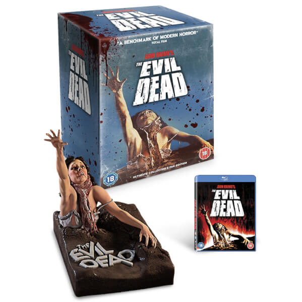 Image result for Evil Dead Collectors fan edition