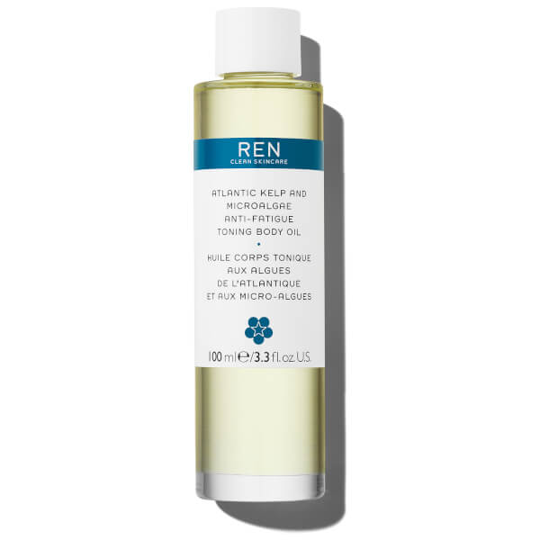 REN Atlantic Kelp and Magnesium Body Oil 100ml