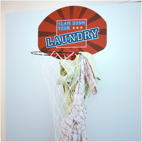 Slam Dunk Laundry