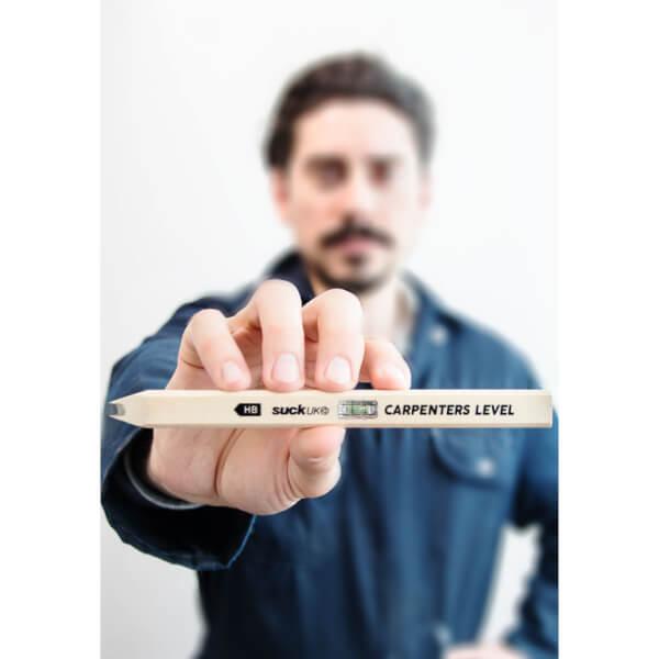 Carpenters Level Pencil