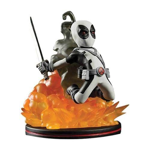 Q-Fig Deadpool Figurine