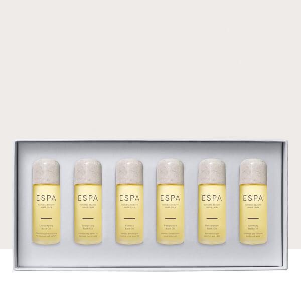 Bath Oil Collection