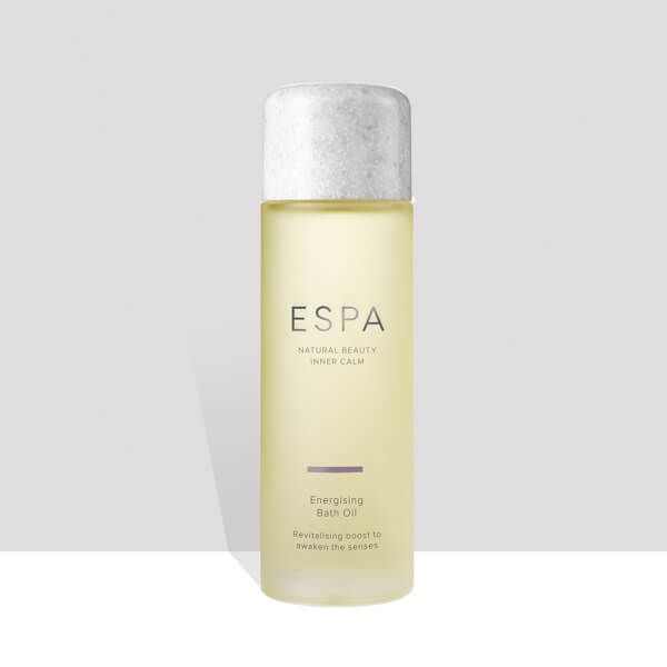 Energising Bath Oil