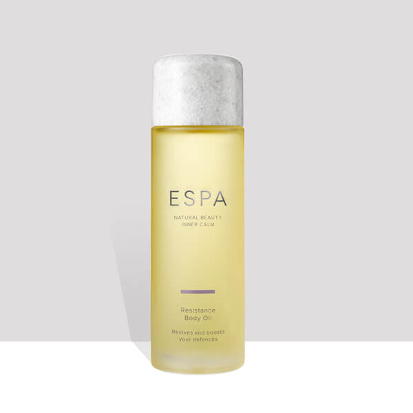 Resistance Body Oil