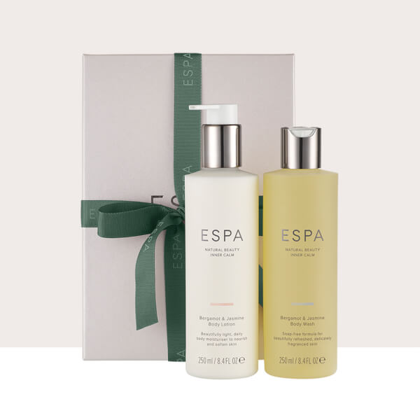 Bergamot and Jasmine Shower and Hydrate Collection (Worth £40.00)