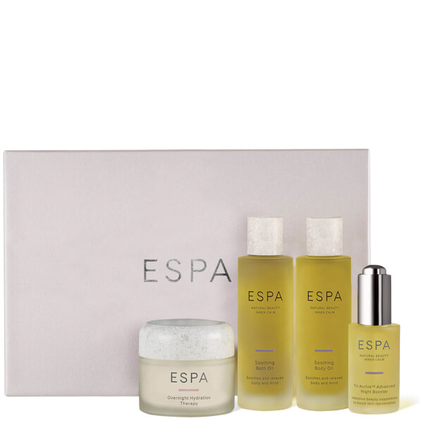 The Sleep Collection (Worth £113.00)