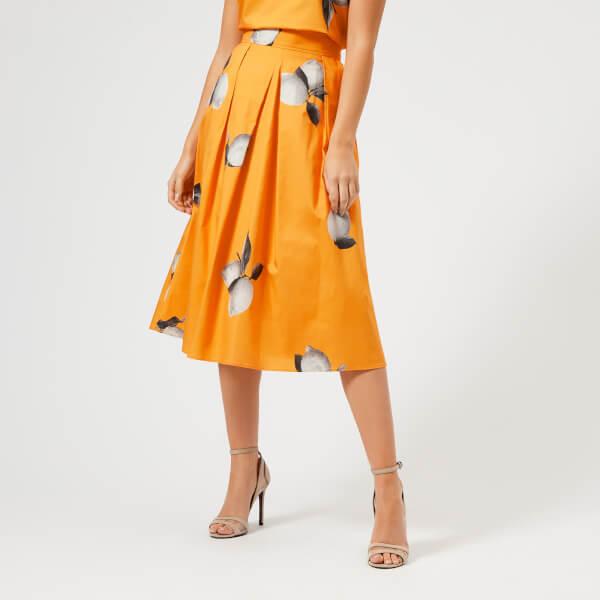 BOSS Orange Women's Bapinny Skirt - Multi