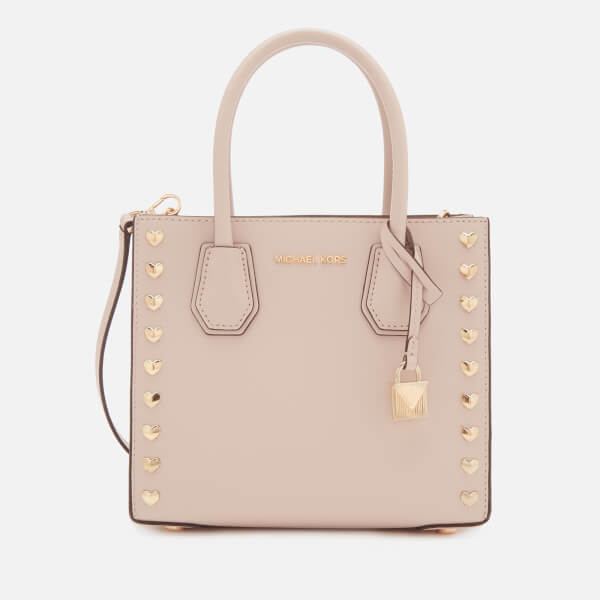 MICHAEL MICHAEL KORS Women's Mercer Medium Messenger Bag - Soft Pink