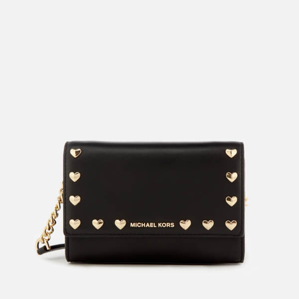 MICHAEL MICHAEL KORS Women's Ruby Medium Clutch Bag - Black