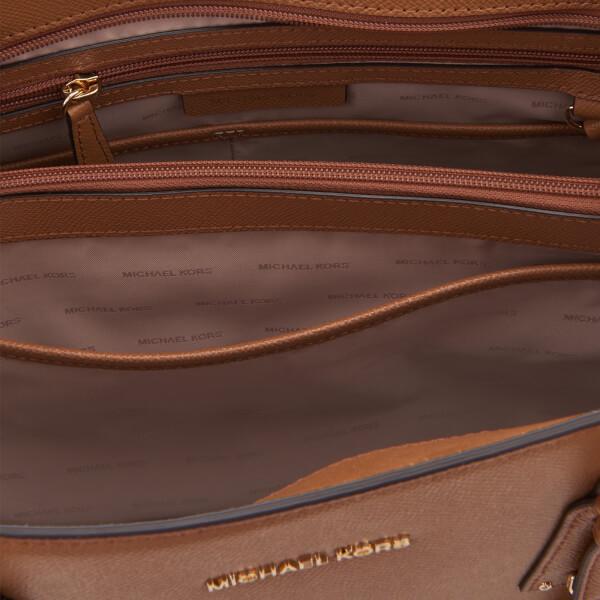 MICHAEL MICHAEL KORS Women s Voyager Medium Tote Bag - Acorn  Image 5 756c8a5011