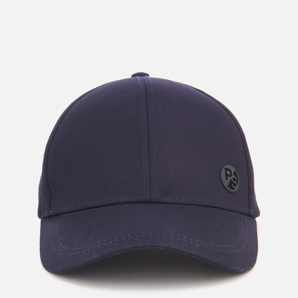 Paul Smith Men's Basic Baseball Cap - Blue