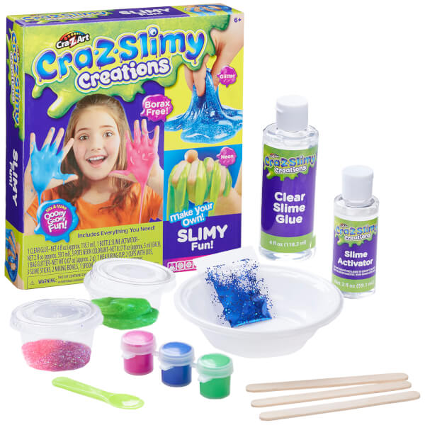 Slimy Fun Kit Craft Set