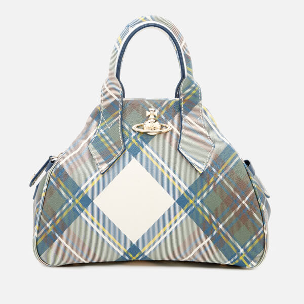 Vivienne Westwood Women's Medium Derby Tote Bag - Stewart