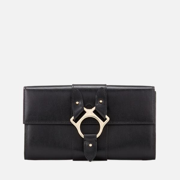 Vivienne Westwood Women's Folly Travel Wallet - Black