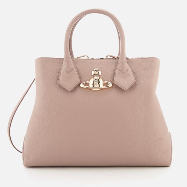 Vivienne Westwood Women's Balmoral Shopper Bag - Taupe
